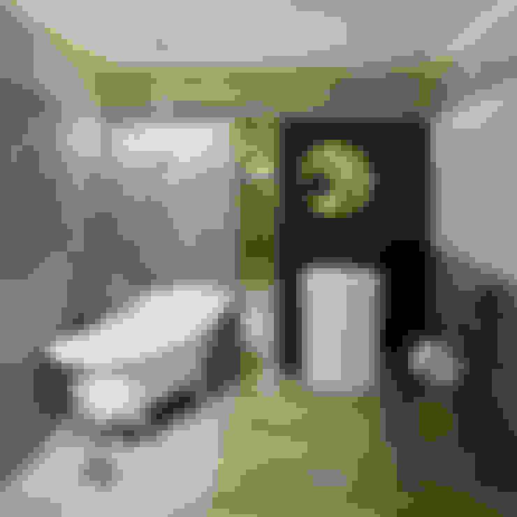 Banheiros  por nomad studio