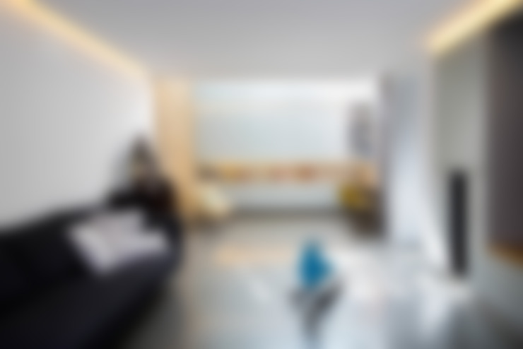 Медиа комнаты в . Автор – Neil Dusheiko Architects