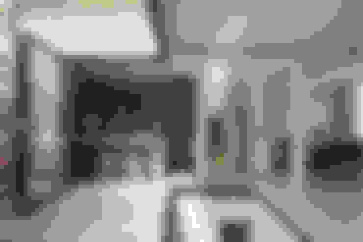 Keuken door Neil Dusheiko Architects