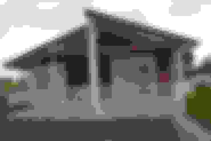 Casas de estilo  por Kuloğlu Orman Ürünleri
