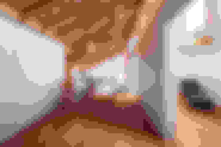 Projekty,  Pokój multimedialny zaprojektowane przez nobuyoshi hayashi