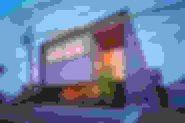 Projekty,  Domy zaprojektowane przez nobuyoshi hayashi