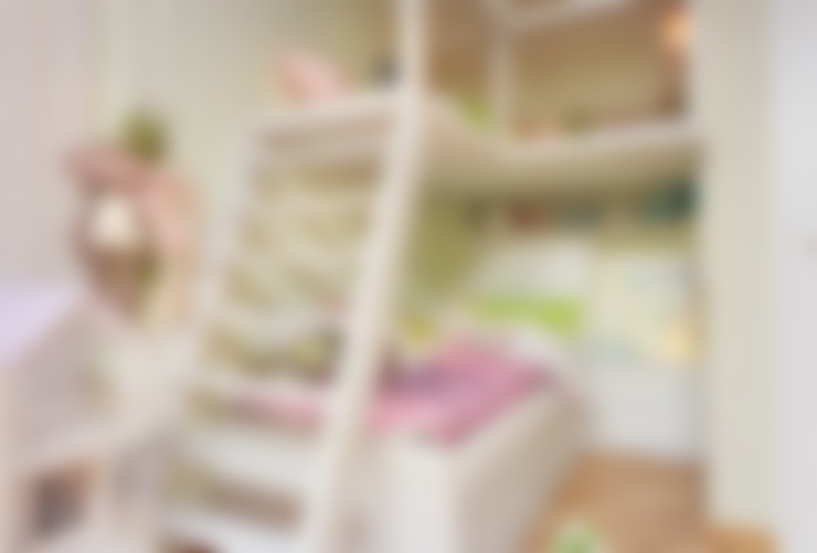 Habitaciones infantiles de estilo  por Katerina Butenko