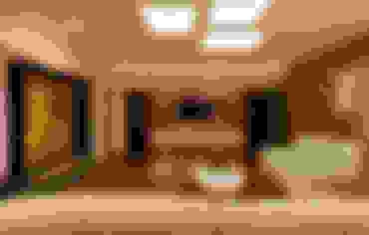 غرفة المعيشة تنفيذ Prabu Shankar Photography