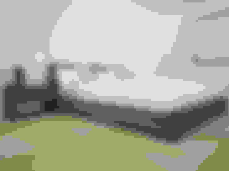Dormitorios de estilo  por Teorema Arquitectura