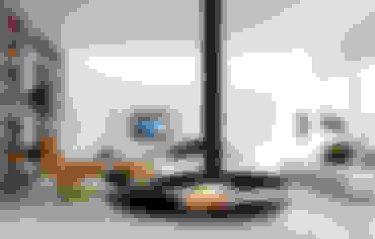 Into Thin Air : Sala de estar  por Joana Magalhães Francisco