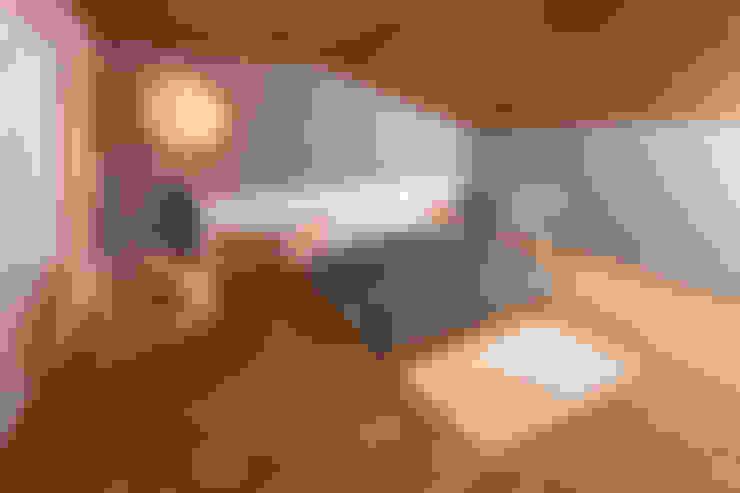Bedroom by Karl Kaffenberger Architektur | Einrichtung