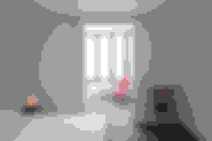 Slaapkamer door Alex Gasca, architects.