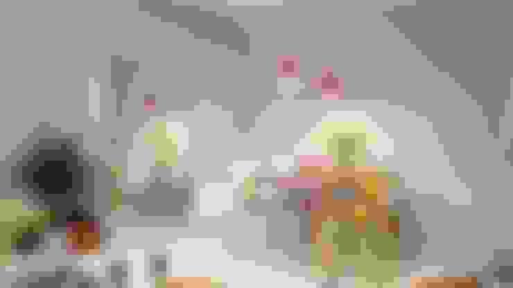 project art:  tarz Oturma Odası
