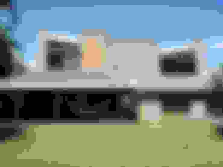 Casas de estilo  por Odart Graterol Arquitecto