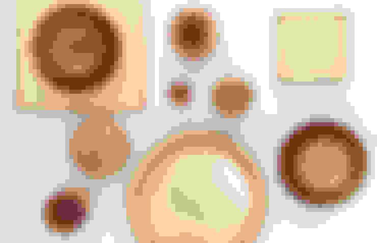 Wooden Tableware - ISUKE: miyake designが手掛けたキッチンです。