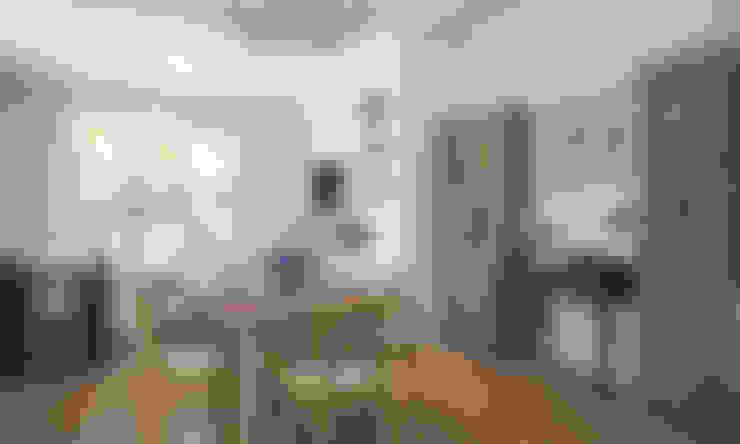 Wohnzimmer von «Студия 3.14»