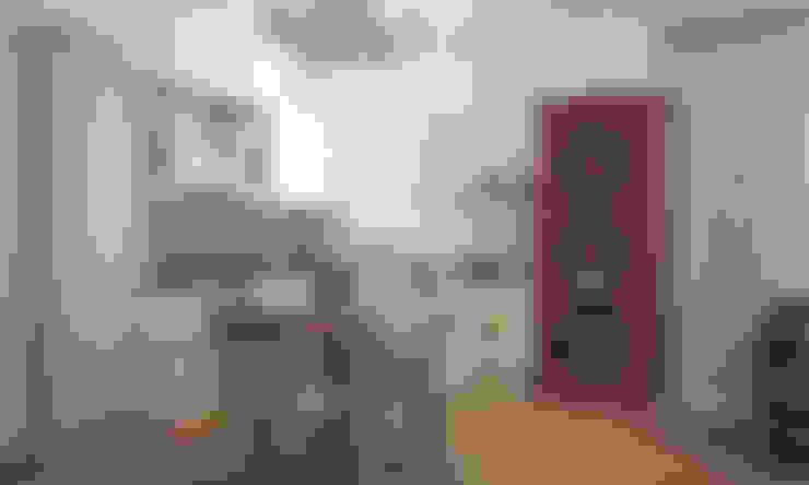 Kitchen by «Студия 3.14»