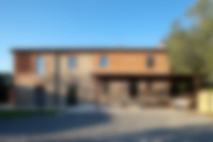 Projekty,  Domy zaprojektowane przez MIDE architetti