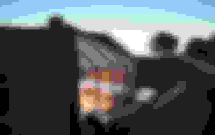 Проект дома в американском стиле: Tерраса в . Автор – Way-Project Architecture & Design