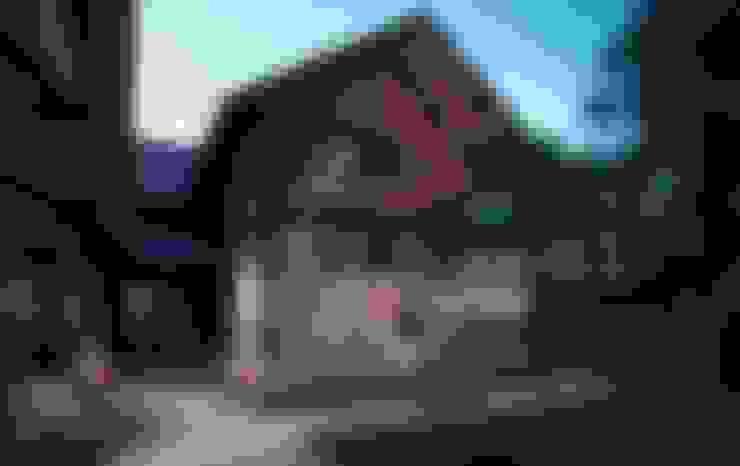 Проект дома в американском стиле: Дома в . Автор – Way-Project Architecture & Design