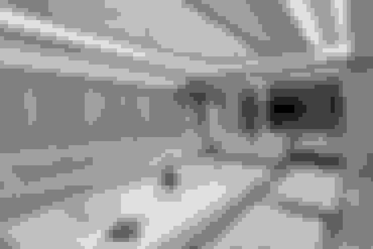 ห้องนั่งเล่น by Designer de Interiores e Paisagista Iara Kílaris