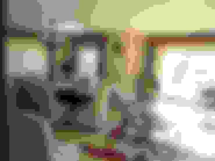 Mimar Damla Demircioğlu – salon:  tarz Ev İçi