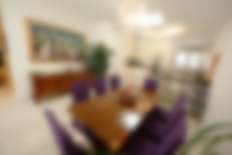 Ruang Keluarga by DF Design