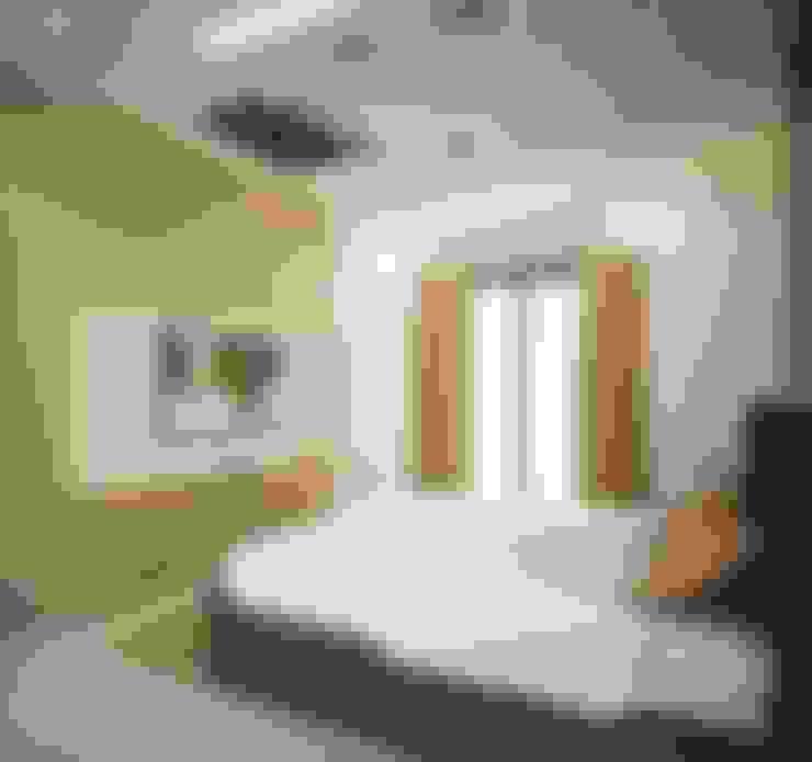 Dormitorios de estilo  por ACE INTERIORS