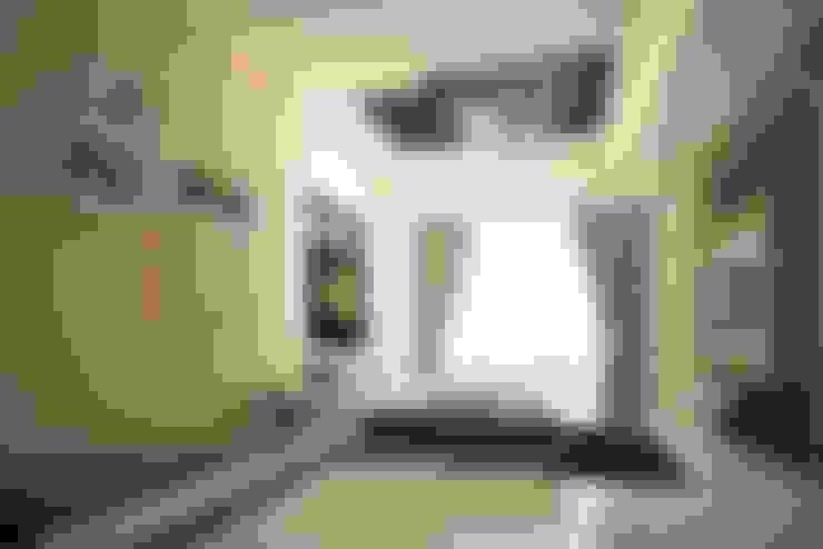 Slaapkamer door ACE INTERIORS