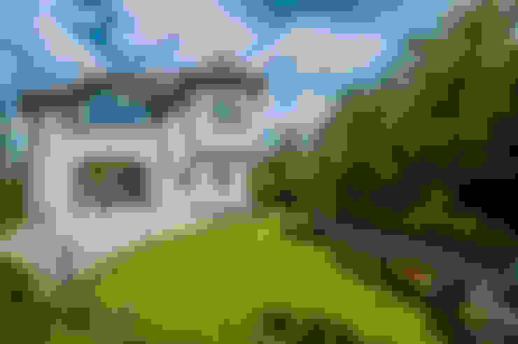 Экстерьер дома: Дома в . Автор – LUXER DESIGN