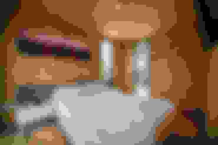 Dormitorios de estilo  por COLECTIVO CREATIVO