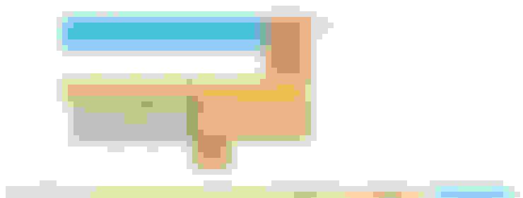 Planta esquemática – Programa de actividades:  de estilo  por YUSO