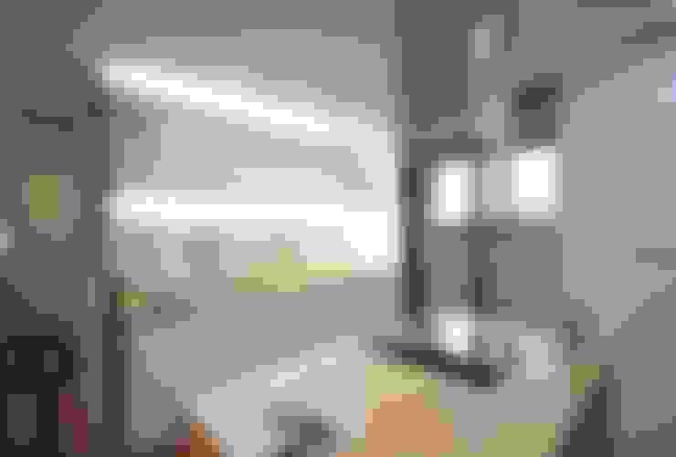 Kitchen by 디자인스튜디오 레브