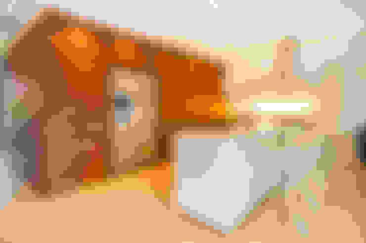 Casa Palmeral: Cocinas de estilo  por FR ARQUITECTURA S.A.S.