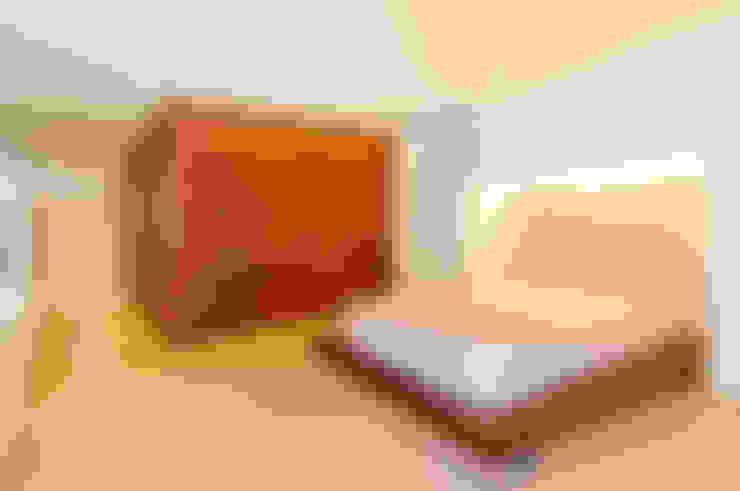 Dormitorios de estilo  por FR ARQUITECTURA S.A.S.