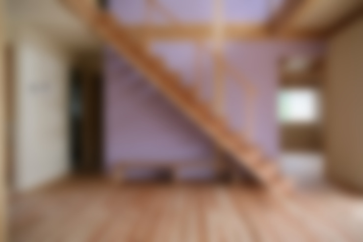 岐阜県多治見市: 株式会社タマゴグミが手掛けた廊下 & 玄関です。
