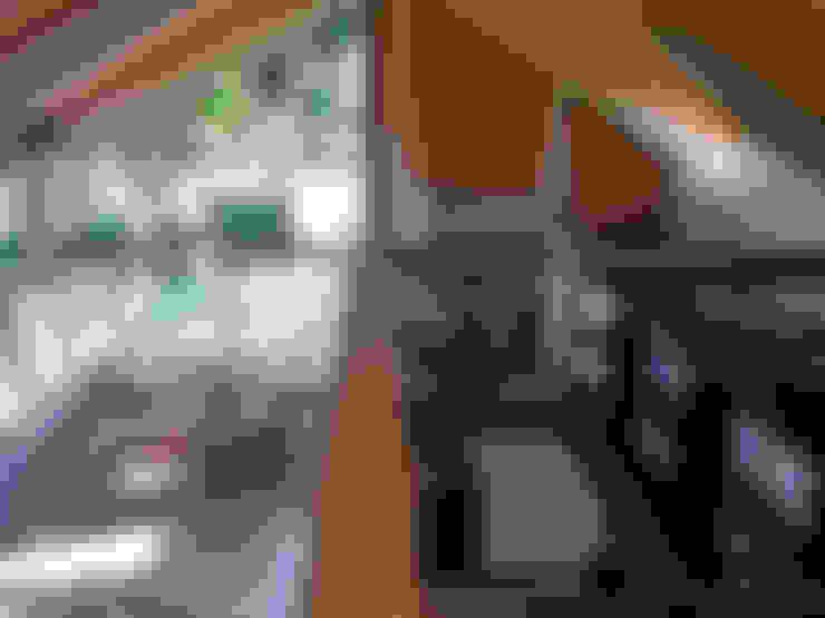 Residência HB: Escritórios  por Quinta