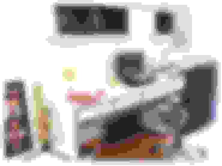 Obra Los Silos: Estudios y oficinas de estilo  por MFP Diseño de Interiores