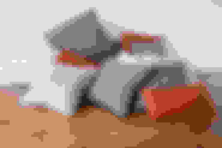 Almofadas Loloca gráficas: Casa  por Loloca Design