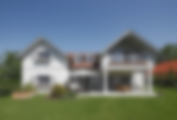 Huizen door WUNSCHHAUS