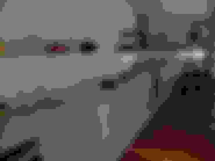 Refacción PH Urbano Chacarita: Cocinas de estilo  por DX ARQ - DisegnoX Arquitectos