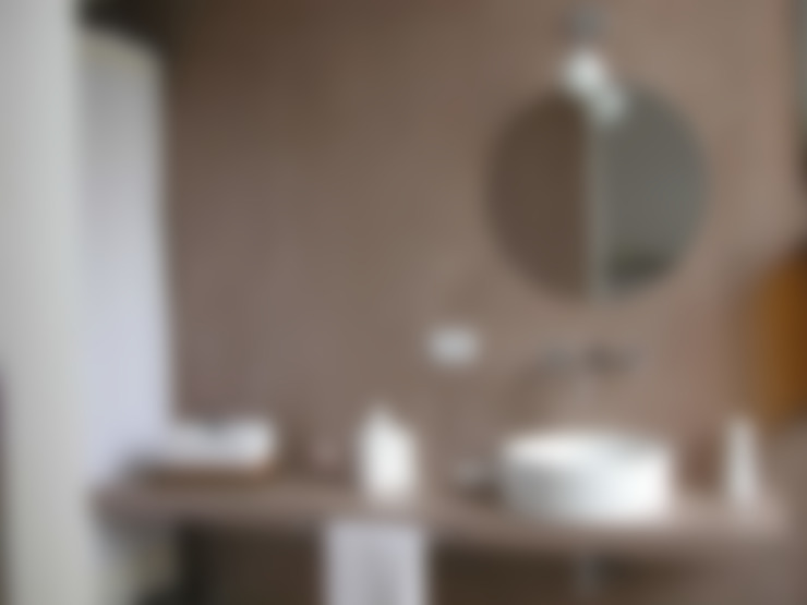 Reforma Hostel Palermo: Baños de estilo  por DX ARQ - DisegnoX Arquitectos