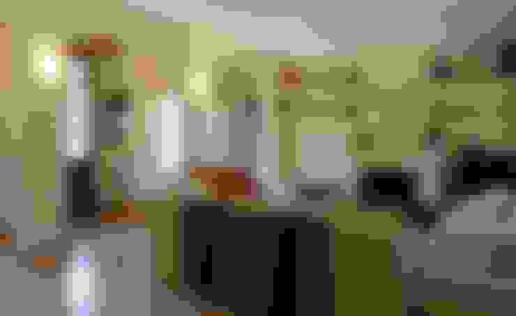 Living room by Radrizzani Rioja Arquitectos
