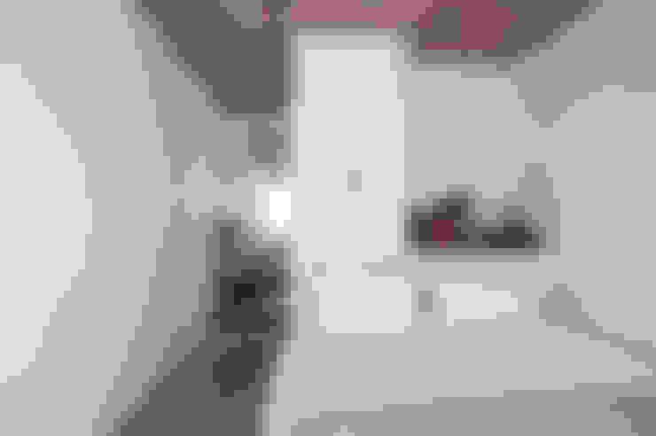 Slaapkamer door atelier Rua - Arquitectos