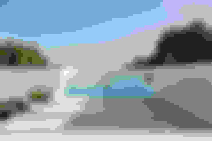 Zwembad door atelier Rua - Arquitectos