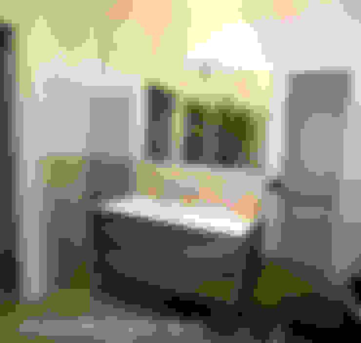 حمام تنفيذ ARCHITETTO LAURA LISBO