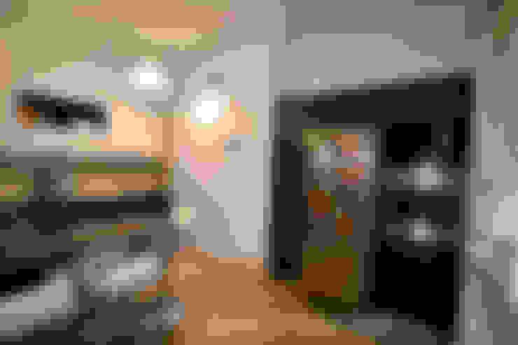 مطبخ تنفيذ ARCHITETTO LAURA LISBO