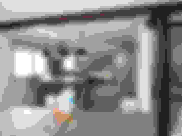 مطبخ تنفيذ Olivier Stadler Architecte