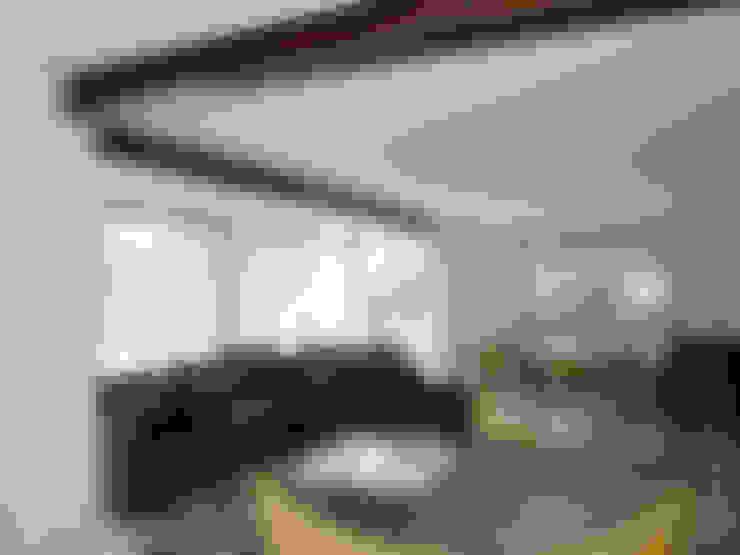 غرفة المعيشة تنفيذ Olivier Stadler Architecte