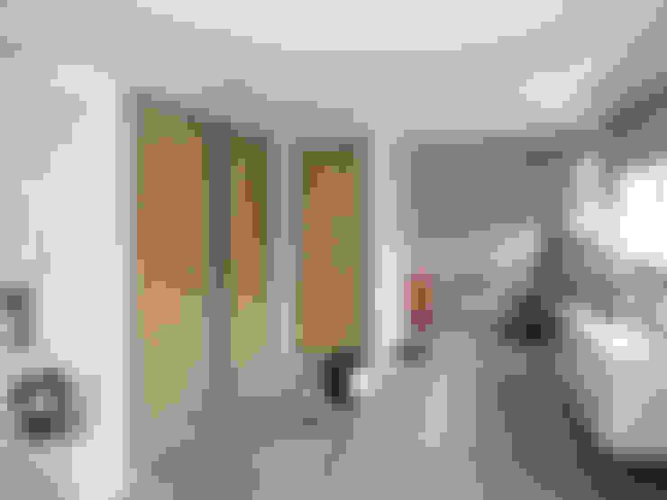 غرفة الملابس تنفيذ Olivier Stadler Architecte