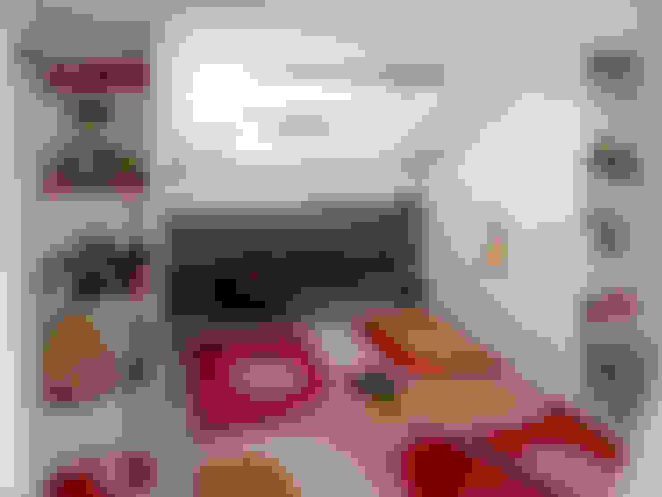 غرفة الاطفال تنفيذ Olivier Stadler Architecte