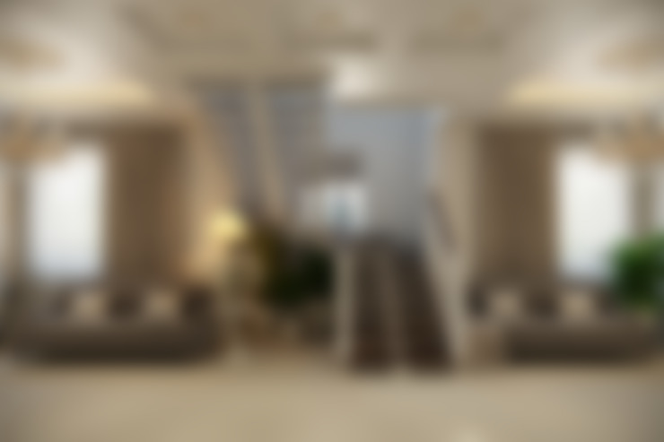 Прихожая-Холл: Коридор и прихожая в . Автор – Дарья Баранович Дизайн Интерьера