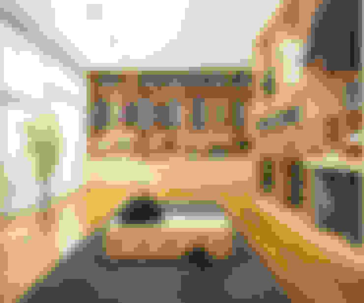 Recámaras de estilo  por Piwko-Bespoke Fitted Furniture