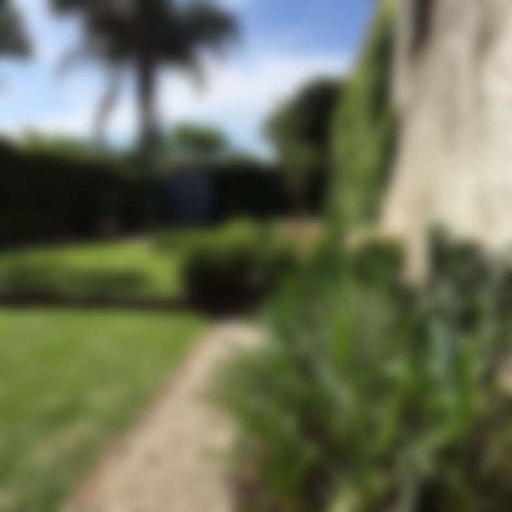 pequeños espacios: Jardines de estilo  por BAIRES GREEN